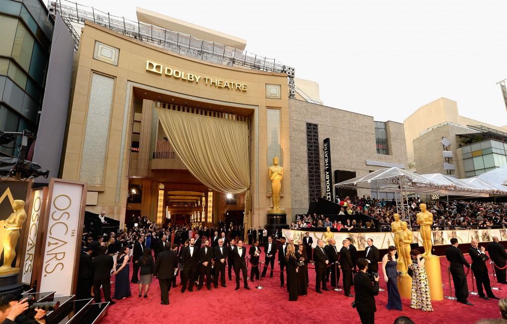 Foto del exterior de Oscars de Hollywood