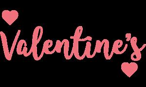 Carpa plegable roja para San Valentín