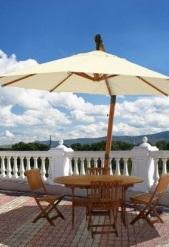 parasoles para terrazas
