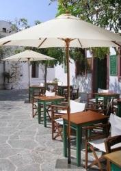 parasoles para restaurantes