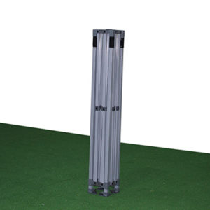 estructura para carpas plegables de acero 3x3