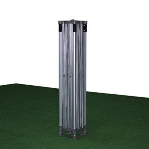estructura para carpas plegables de aluminio 3x3