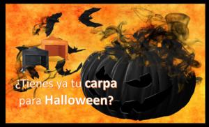 carpas para halloween