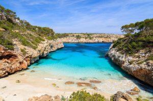 Plan de primavera en Mallorca