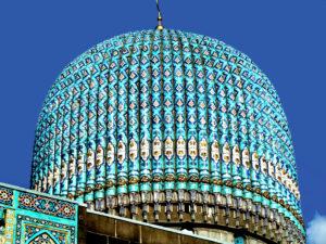 Mezquita de San Petersburgo, Mundial de Fútbol 2018